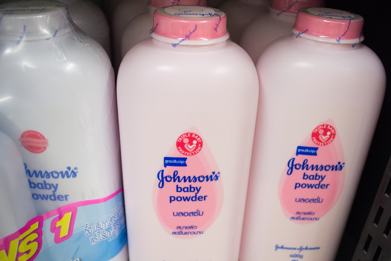 Johnson & Johnson Knew Its Baby Powder Contained Asbestos