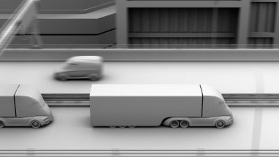 Tesla's Self-Driving Semi Is Already Crossing the Country