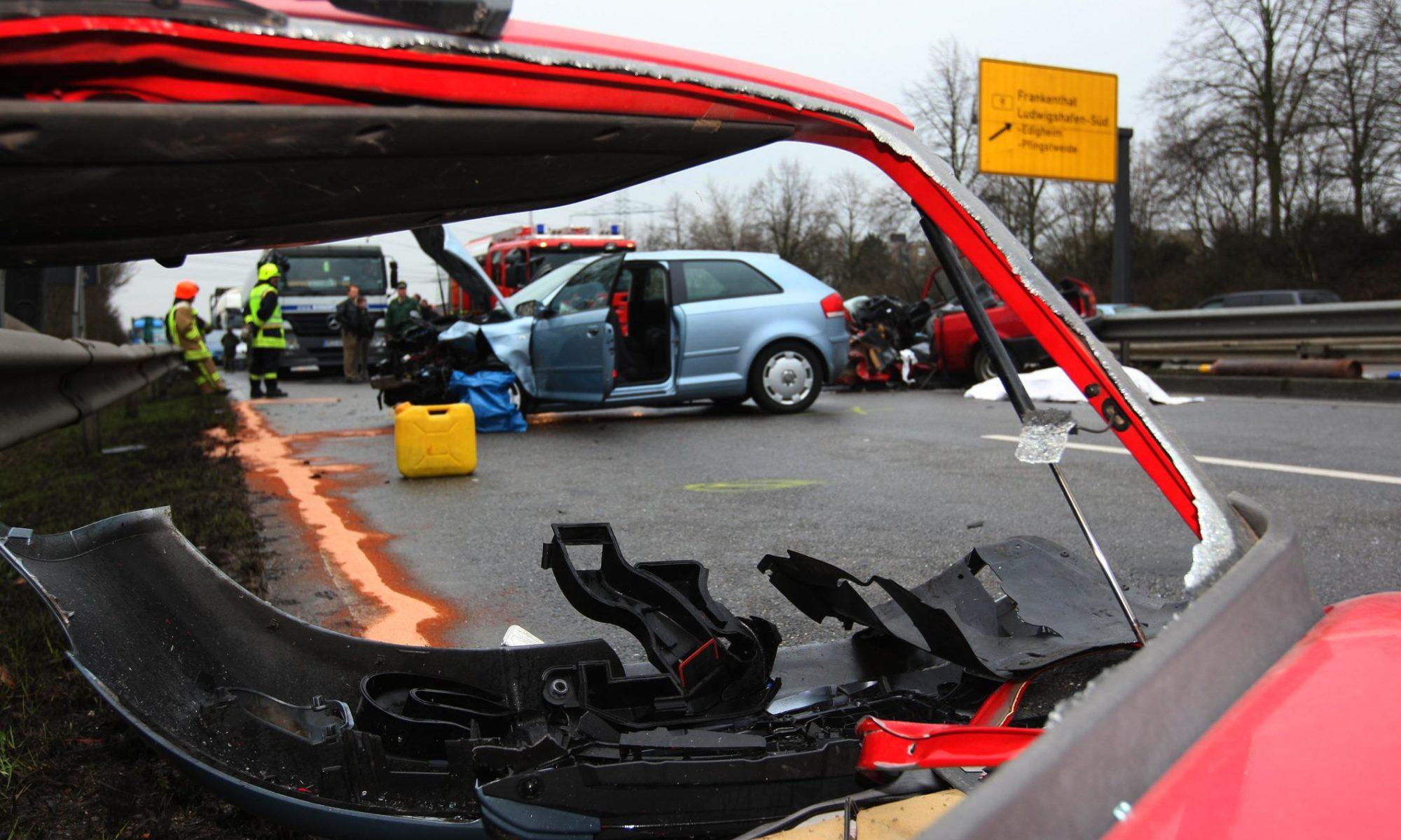 Determining Liability in a Multi-Car Crash | Ted B. Lyon & Associates