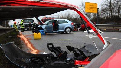 Determining Liability in a Multi-Car Crash