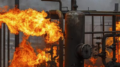 Recent Refinery Explosion Injures 37; Latest in a Series of Petrochemical Accidents This Year