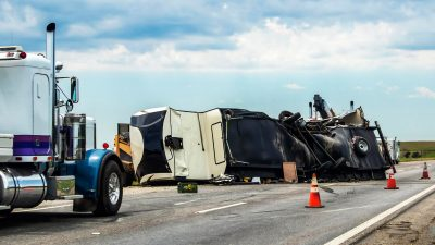 Crash Fatalities Involving Large Trucks On the Rise