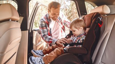 Nearly Half the Children Killed in Car Crashes Are Improperly Restrained